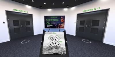 Cliquer sur l'image pour rentrer dans notre showroom interatif.